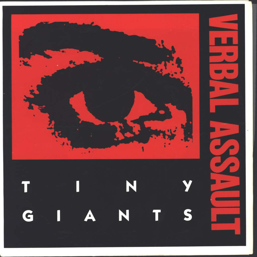 "Verbal Assault: Tiny Giants / More Than Music, 7"" Single (Vinyl)"