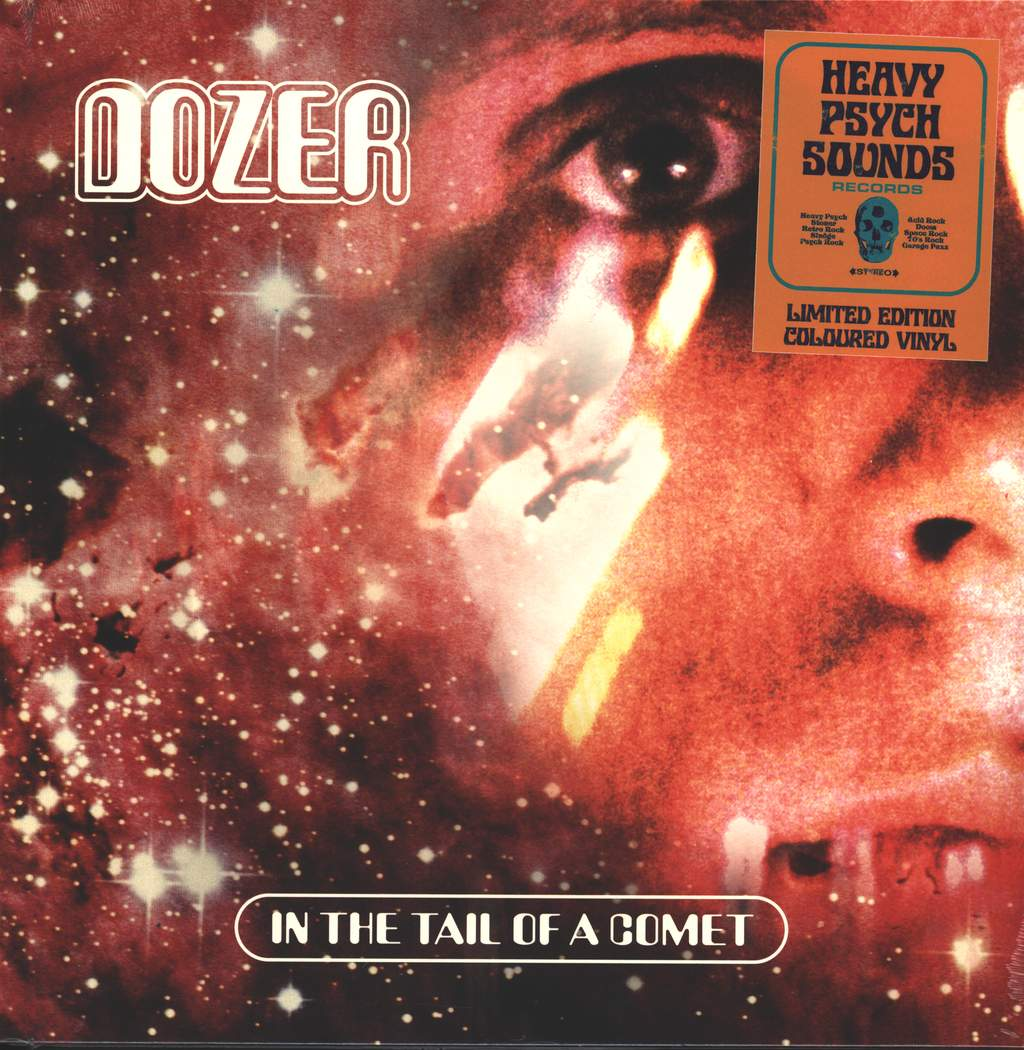 Dozer: In The Tail Of A Comet, LP (Vinyl)