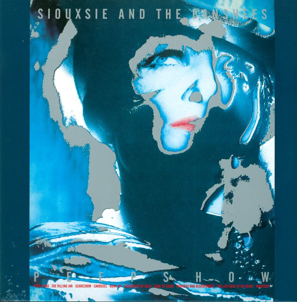 Siouxsie & the Banshees: Peepshow, LP (Vinyl)