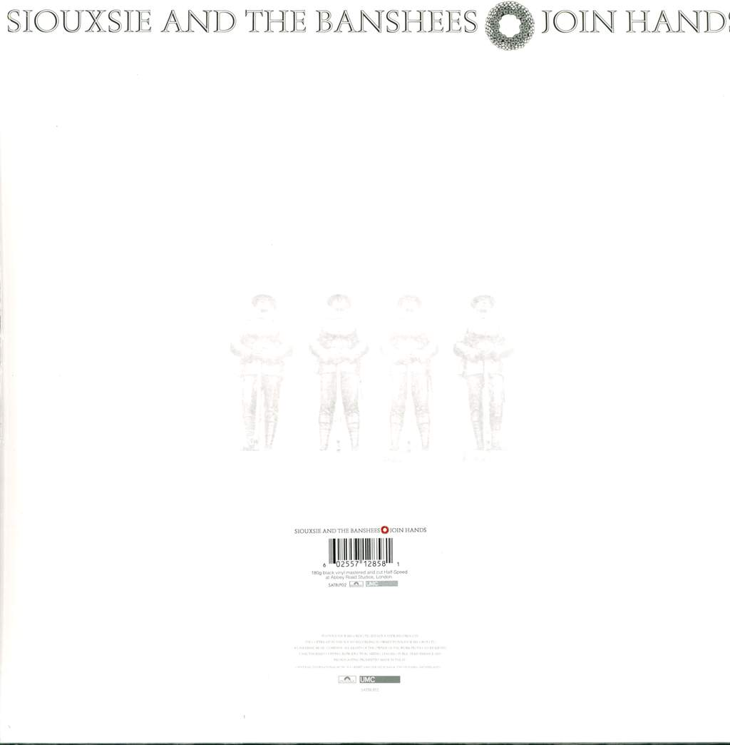 Siouxsie & the Banshees: Join Hands, LP (Vinyl)