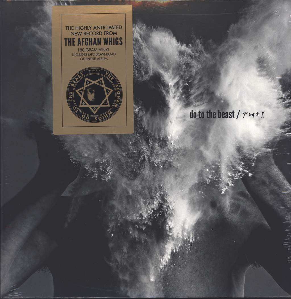 """The Afghan Whigs: Do To The Beast, 2×12"""" Maxi Single (Vinyl)"""