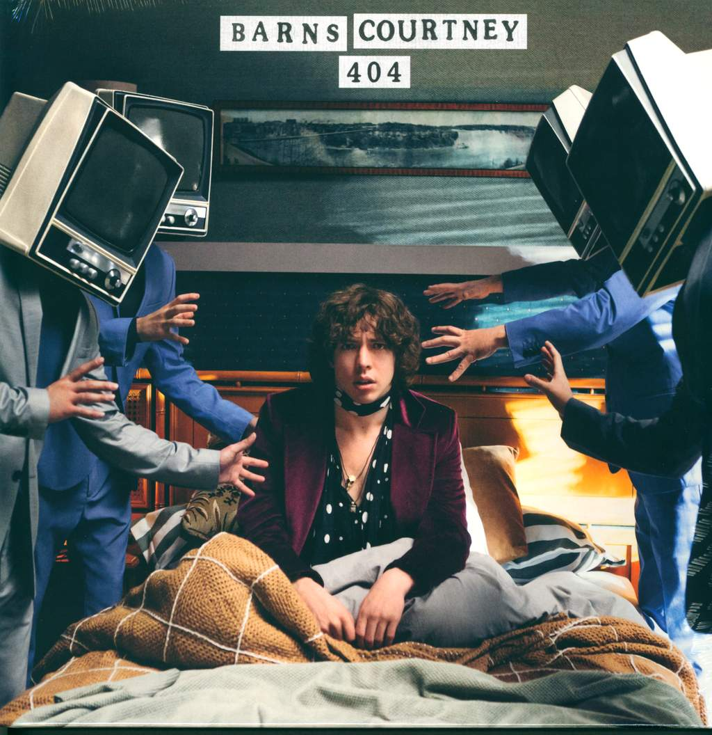 Barns Courtney: 404, LP (Vinyl)