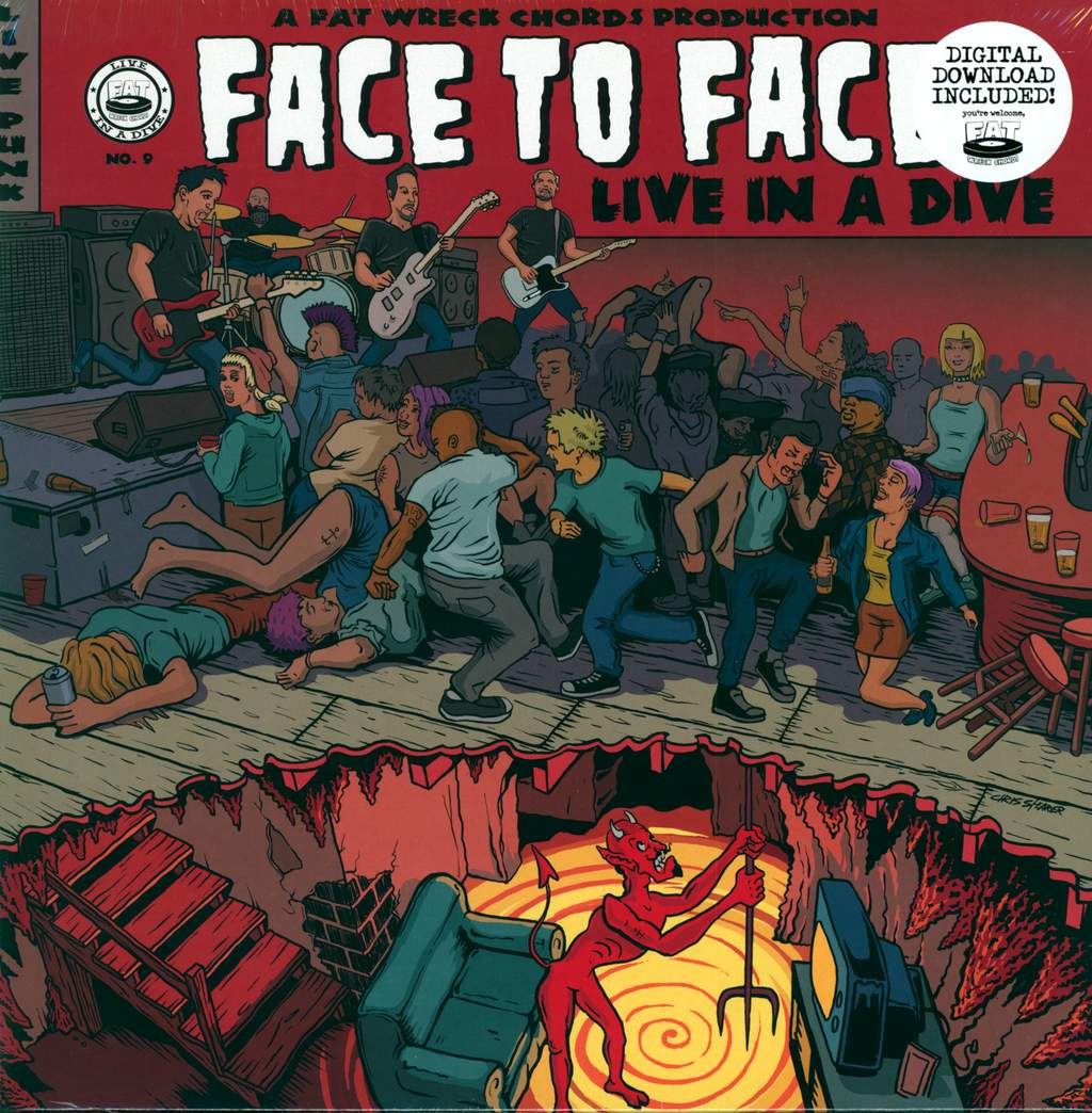 Face To Face: Live In A Dive, LP (Vinyl)