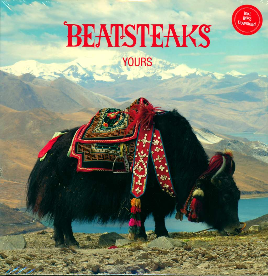 Beatsteaks: Yours, 3×LP (Vinyl)