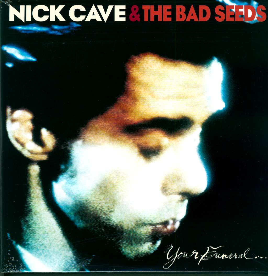 "Nick Cave & The Bad Seeds: Your Funeral ... My Trial, 2×12"" Maxi Single (Vinyl)"