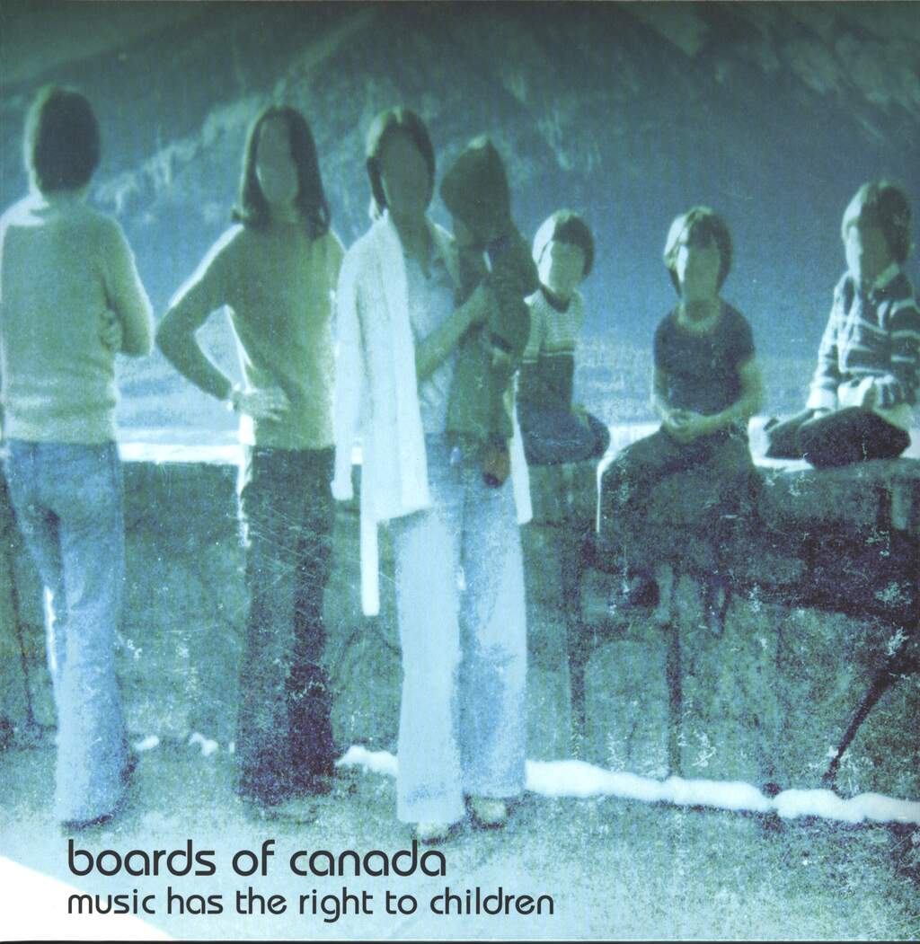 Boards Of Canada: Music Has The Right To Children, 2×LP (Vinyl)