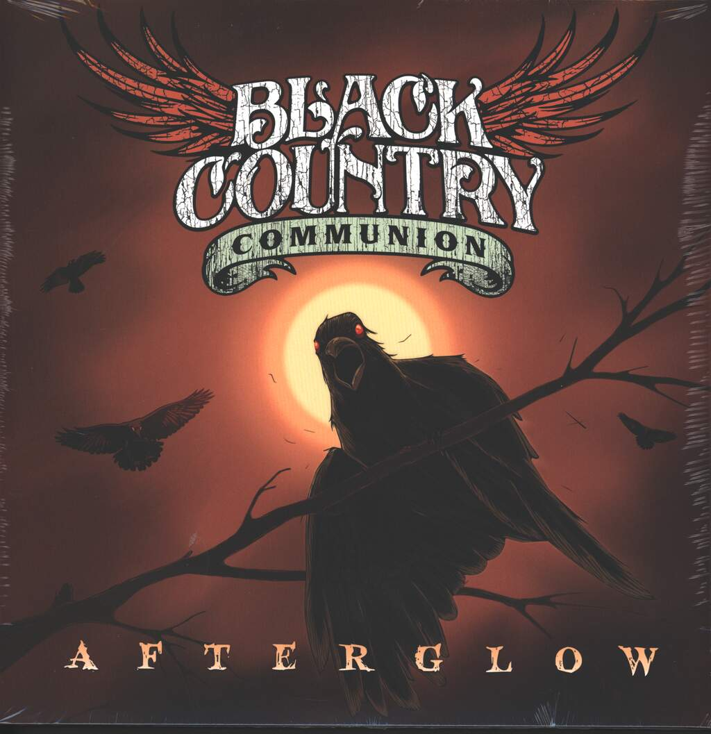 Black Country Communion: Afterglow, LP (Vinyl)