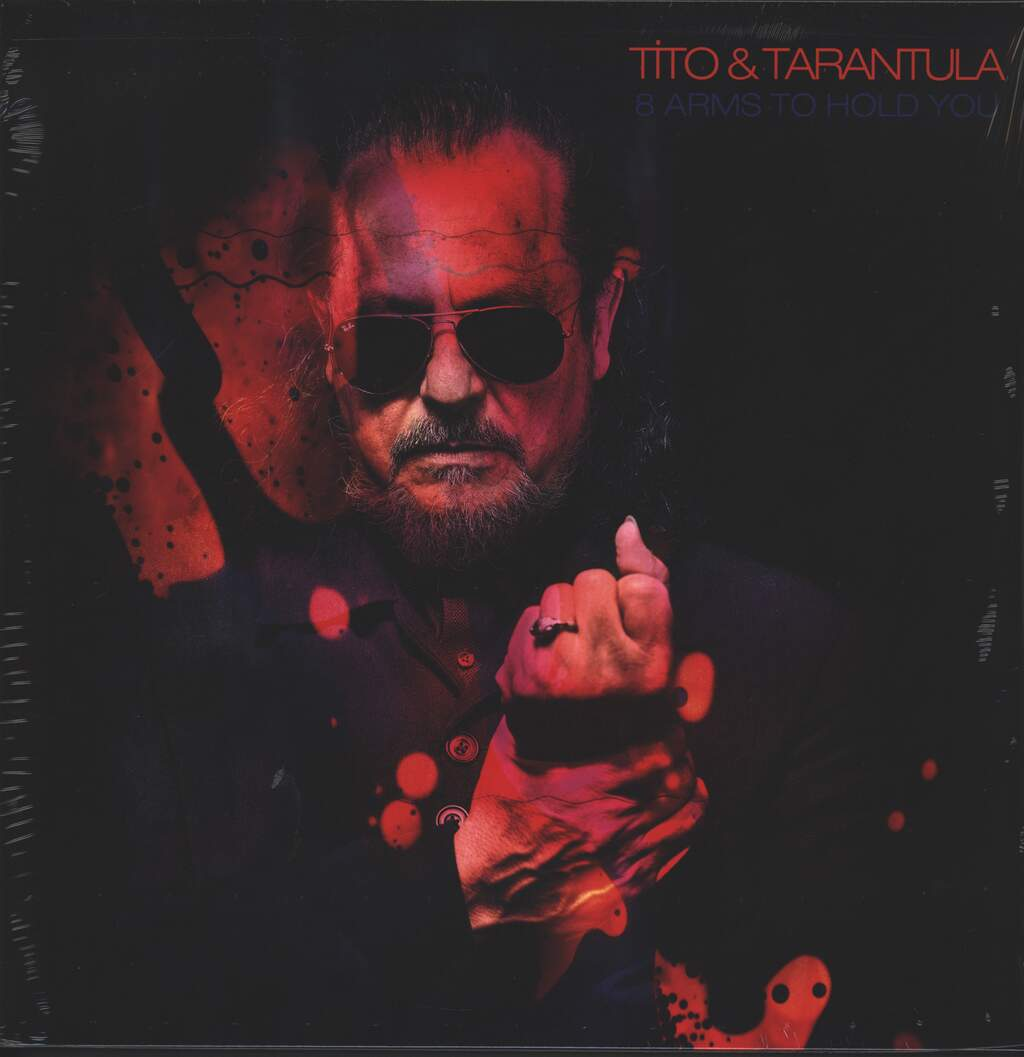 Tito & Tarantula: 8 Arms To Hold You, LP (Vinyl)