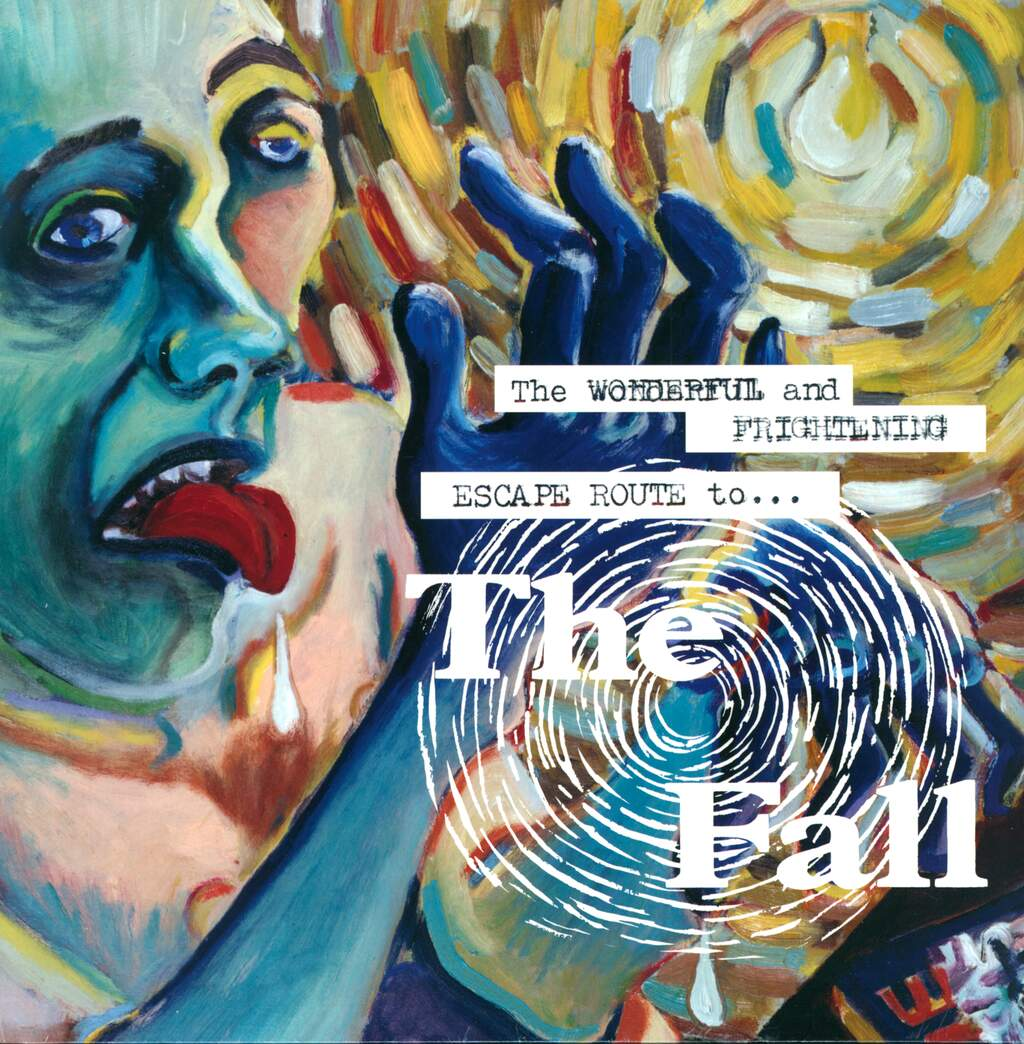 The Fall: The Wonderful And Frightening Escape Route To..., LP (Vinyl)