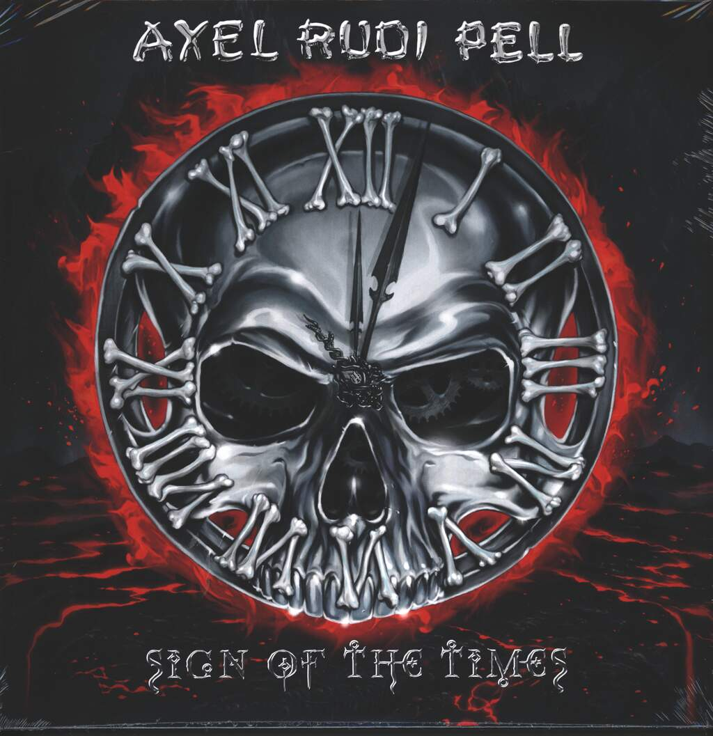 Axel Rudi Pell: Sign Of The Times, 2×LP (Vinyl)