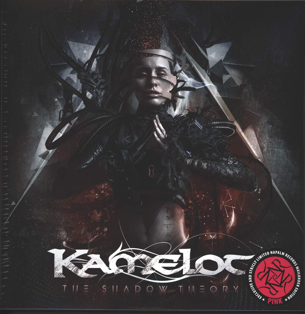 Kamelot: The Shadow Theory, 2×LP (Vinyl)