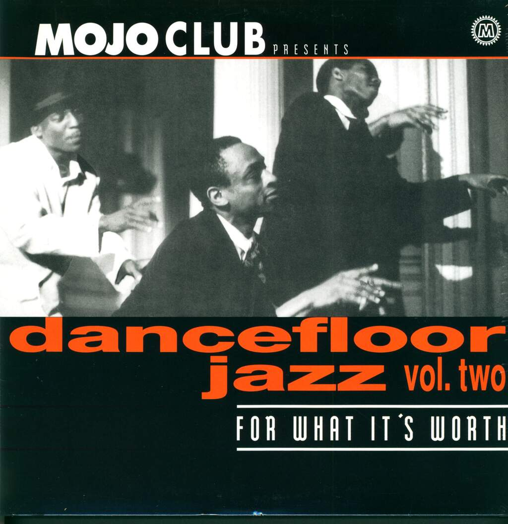 Various: Mojo Club Presents Dancefloor Jazz Vol. Two (For What It's Worth), LP (Vinyl)