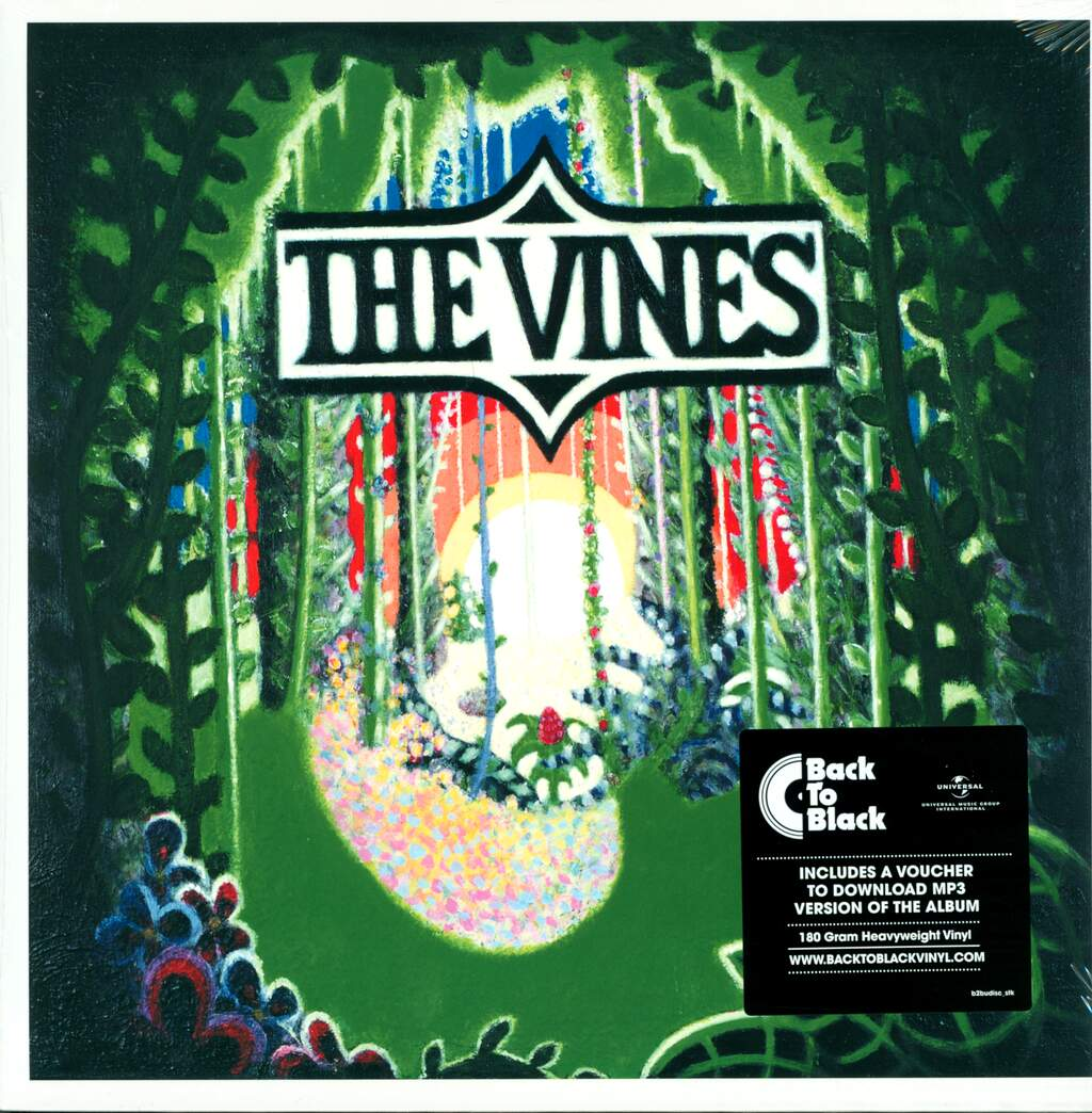 The Vines: Highly Evolved, LP (Vinyl)