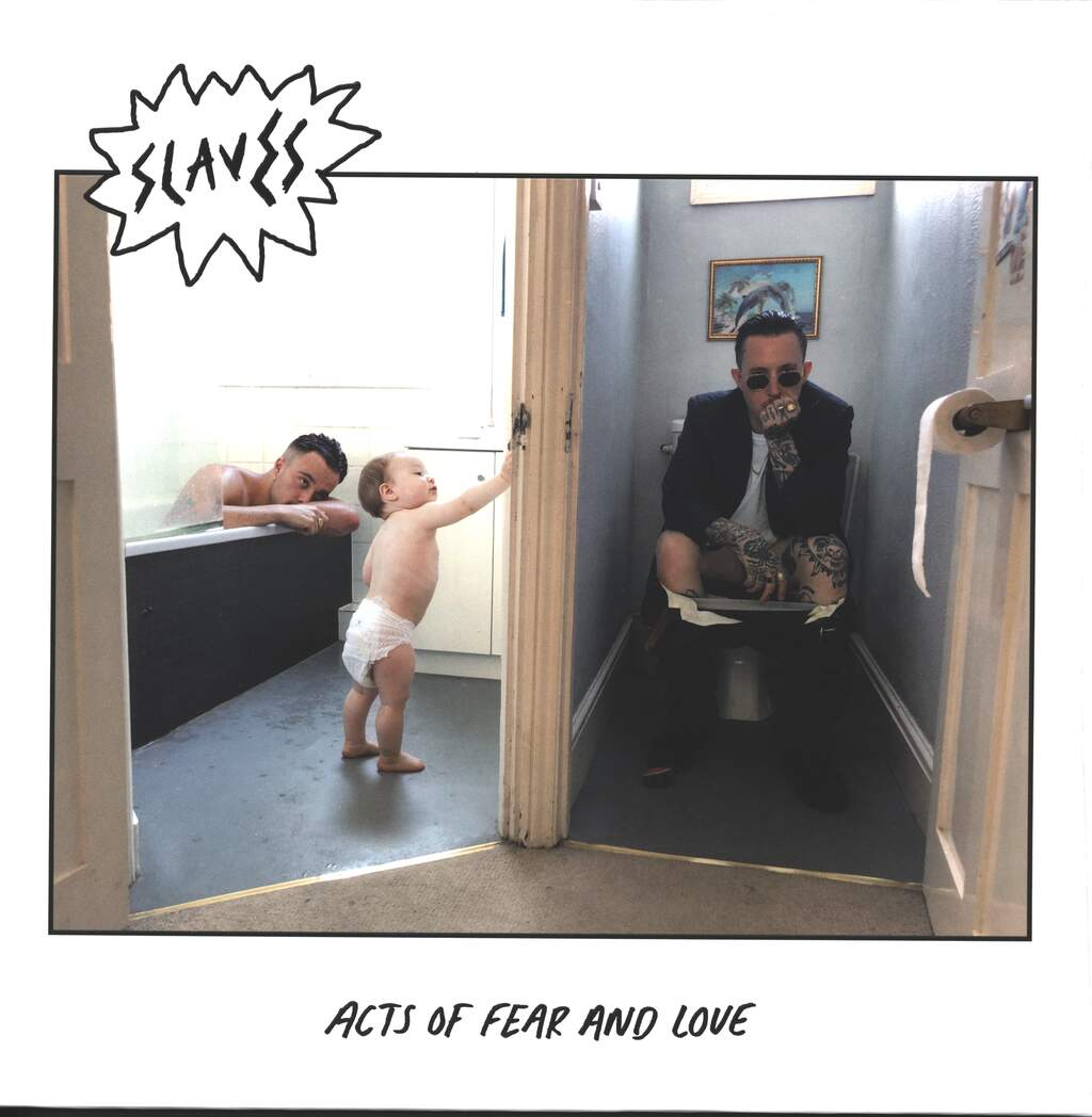 Slaves: Acts Of Fear And Love, LP (Vinyl)