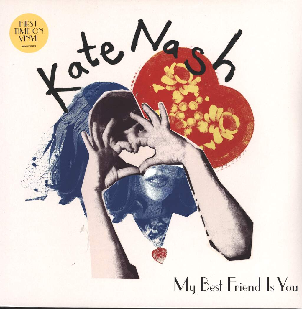 Kate Nash: My Best Friend Is You, LP (Vinyl)