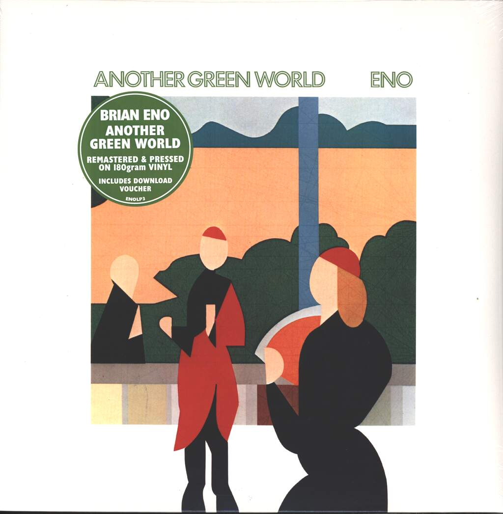 Brian Eno: Another Green World, LP (Vinyl)