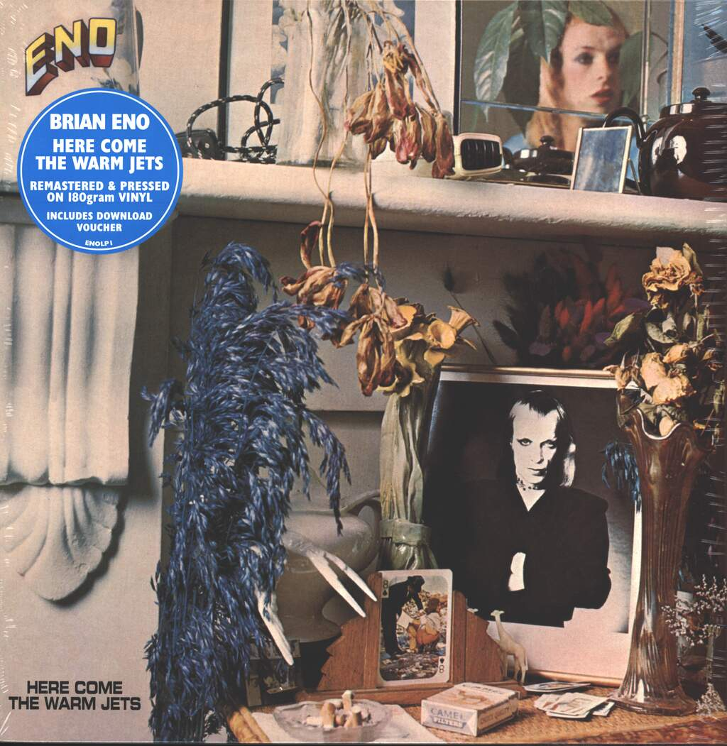 Brian Eno: Here Come The Warm Jets, LP (Vinyl)