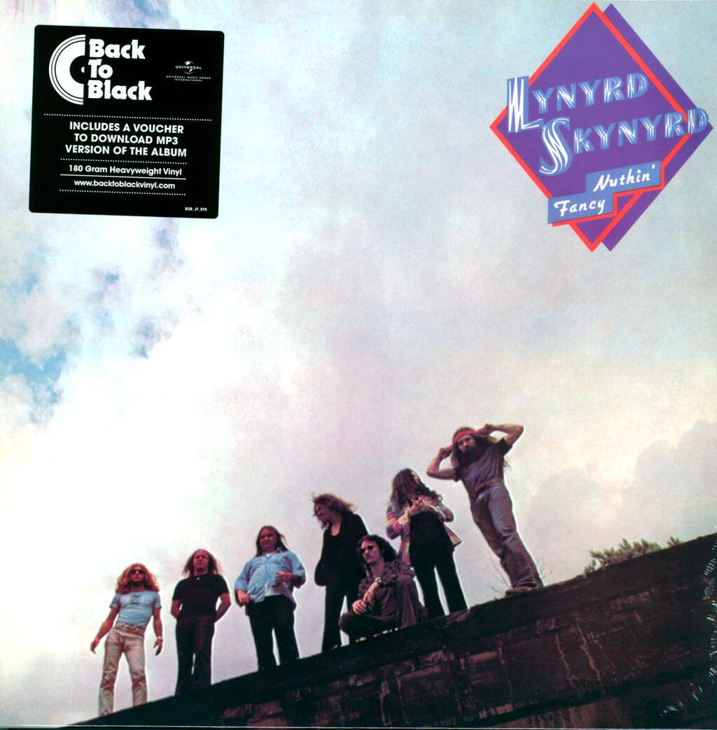 Lynyrd Skynyrd: Nuthin' Fancy, LP (Vinyl)