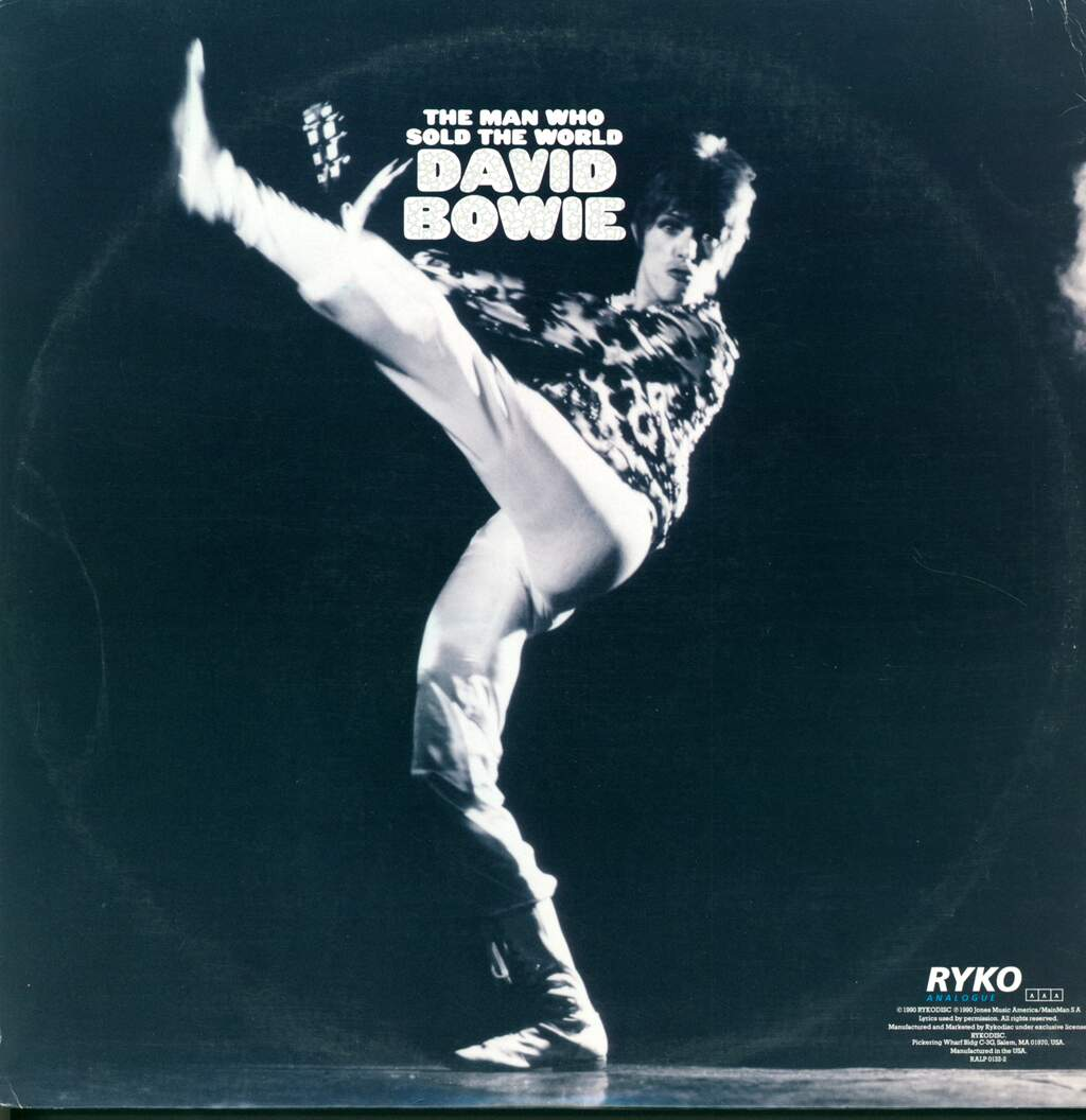 David Bowie: The Man Who Sold The World, 2×LP (Vinyl)
