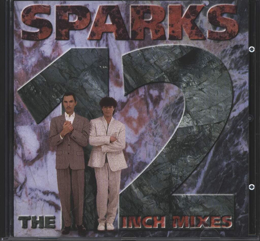 Sparks: The 12inch Mixes, CD