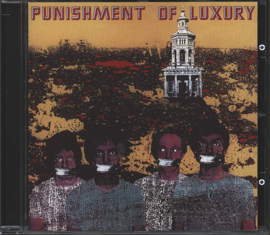 Punishment Of Luxury: Laughing Academy, CD