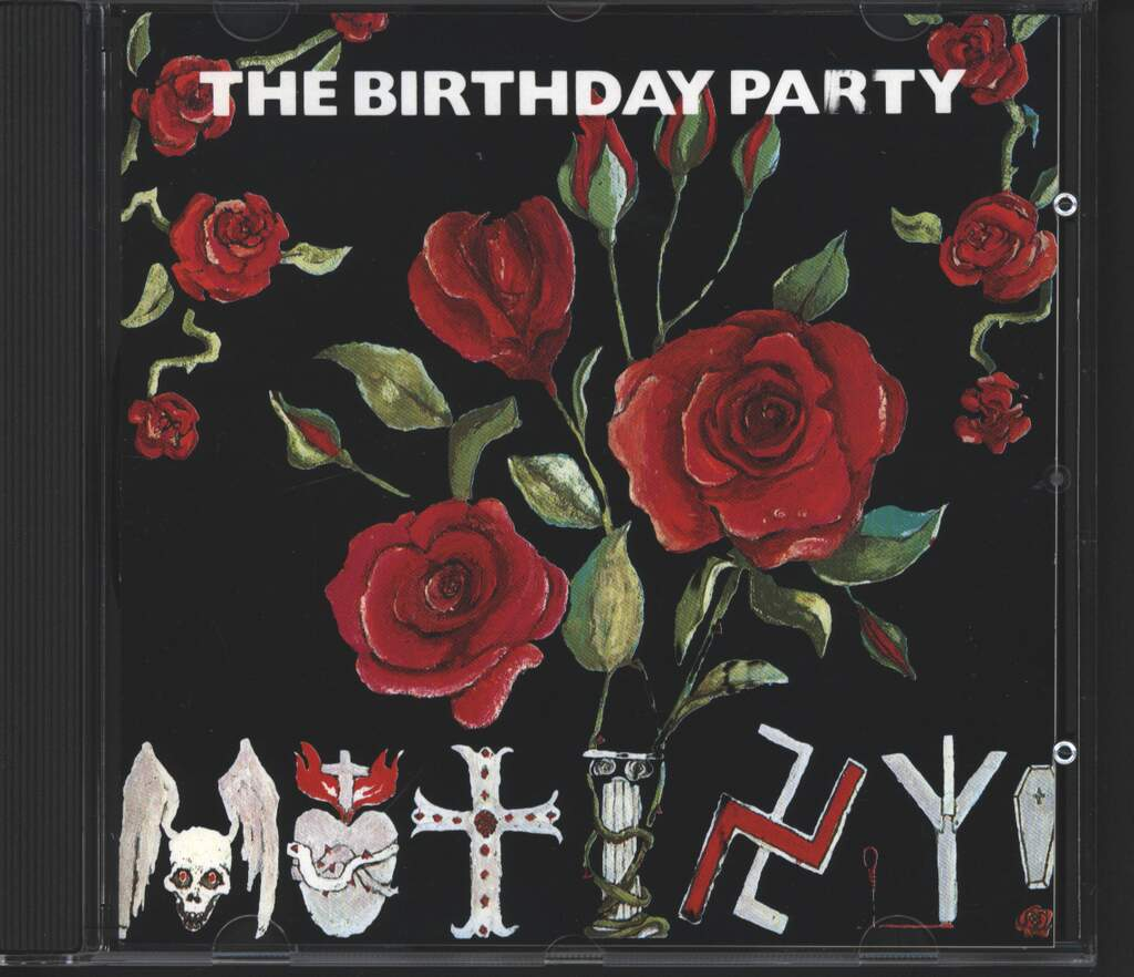 The Birthday Party: Mutiny / The Bad Seed, CD