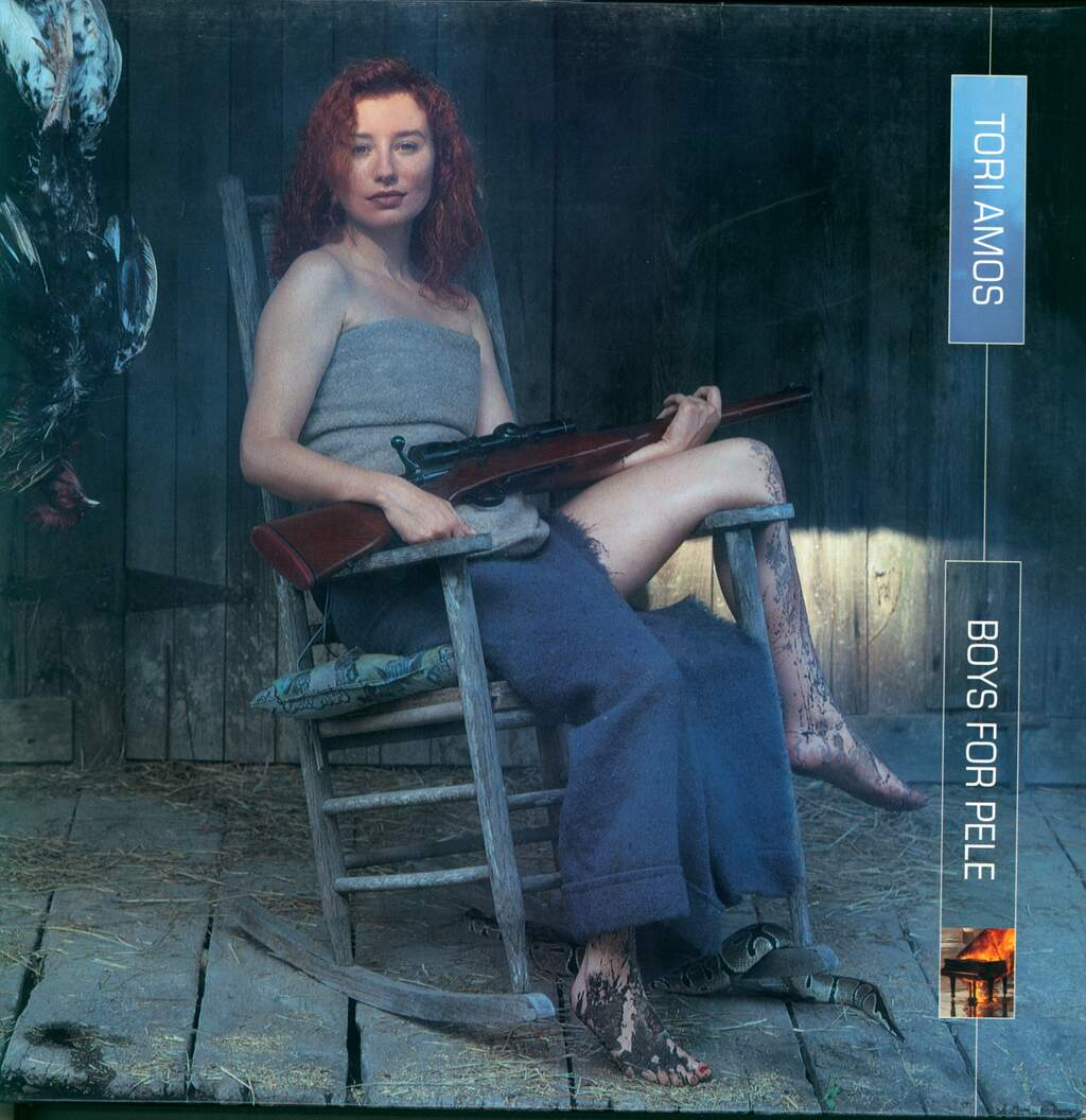 Tori Amos: Boys For Pele, 2×LP (Vinyl)
