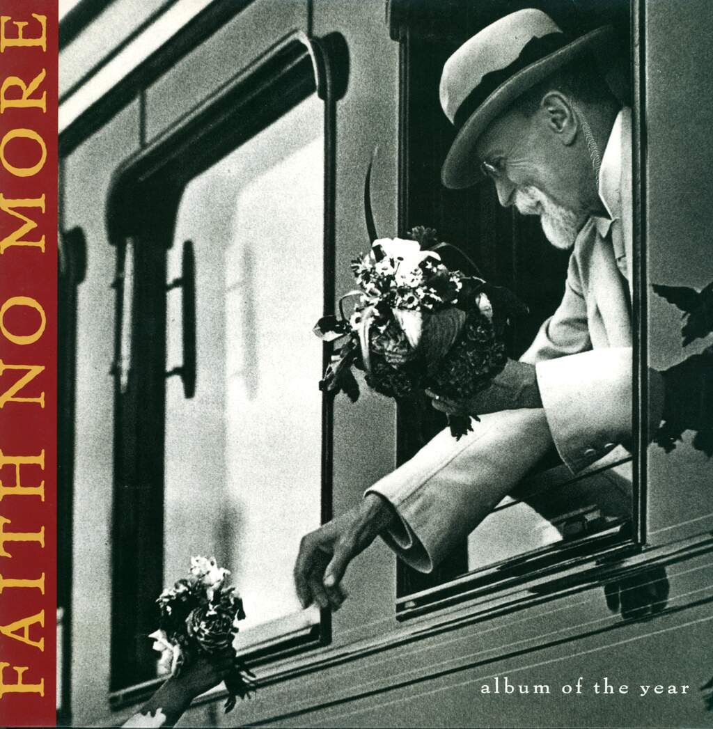 Faith No More: Album Of The Year, LP (Vinyl)