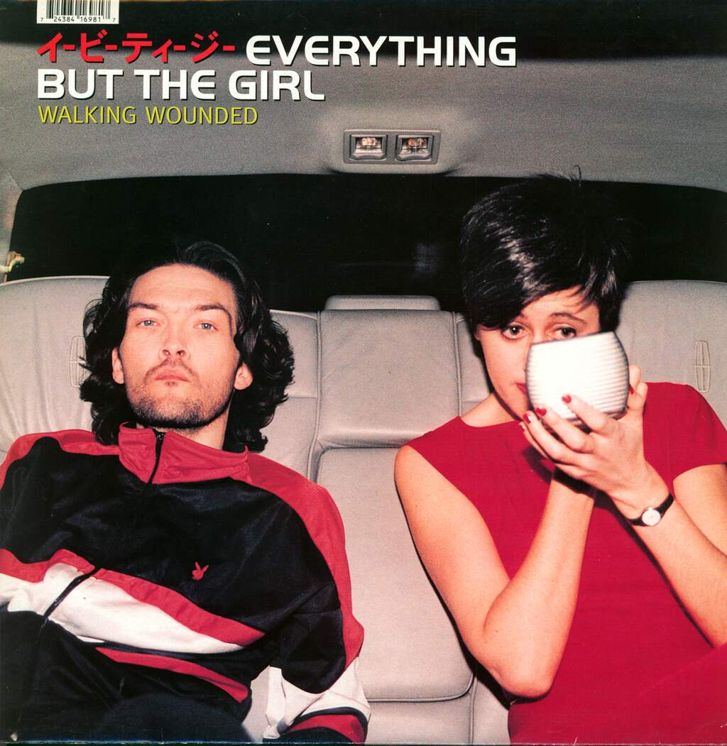 Everything But the Girl: Walking Wounded, LP (Vinyl)