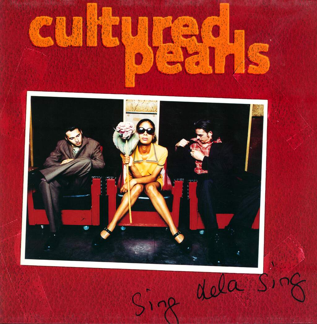 Cultured Pearls: Sing Dela Sing, LP (Vinyl)