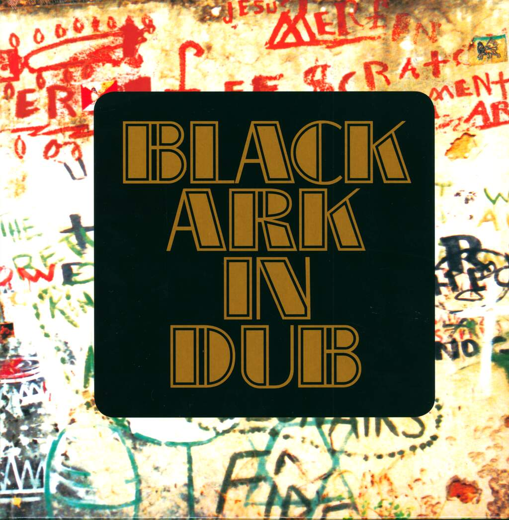 Lee Perry: Black Ark In Dub, LP (Vinyl)