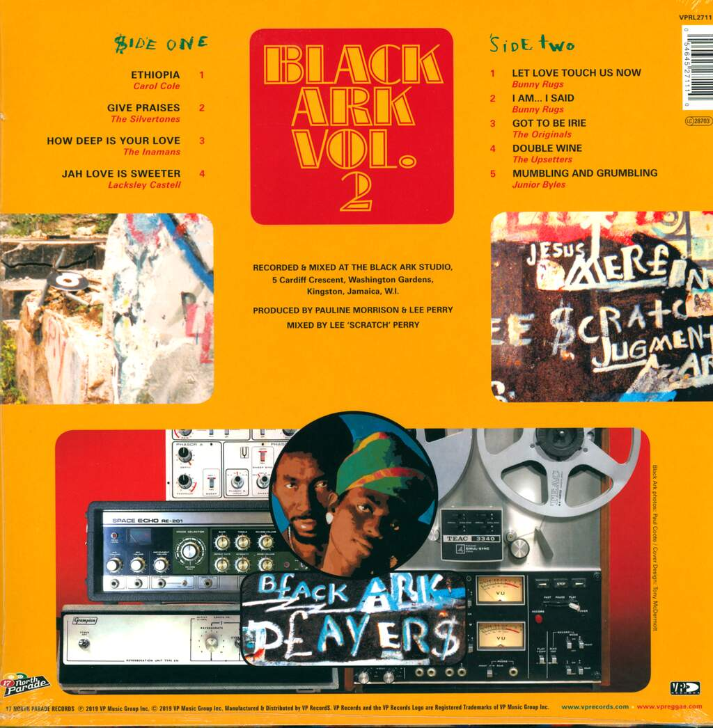 Various Artists: Black Ark Vol. 2, LP (Vinyl)
