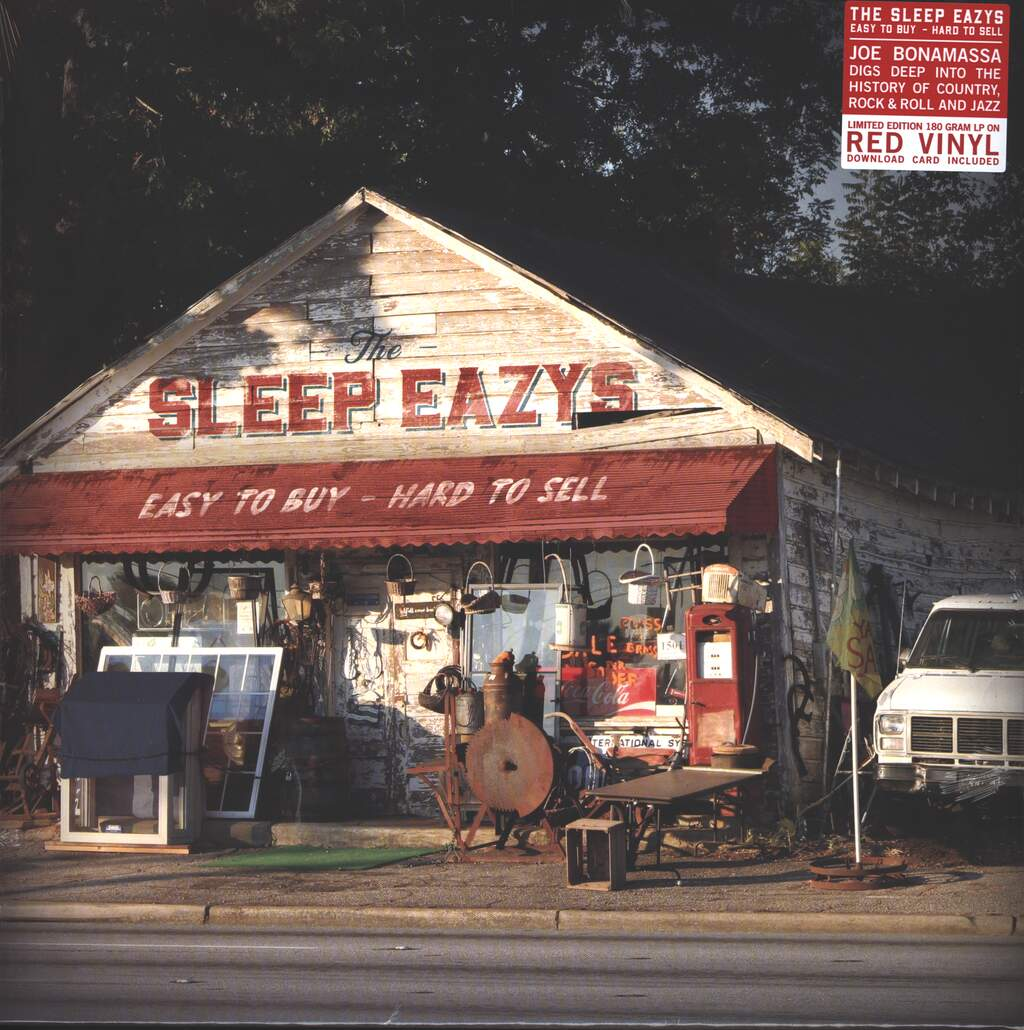 The Sleep Eazys: Easy To Buy - Hard To Sell, LP (Vinyl)