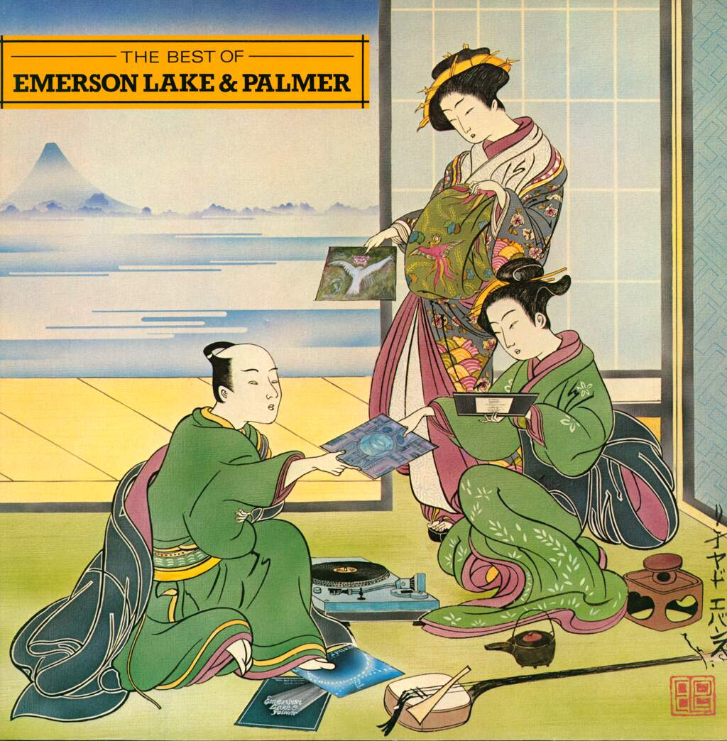 Emerson, Lake & Palmer: The Best Of Emerson Lake & Palmer, LP (Vinyl)