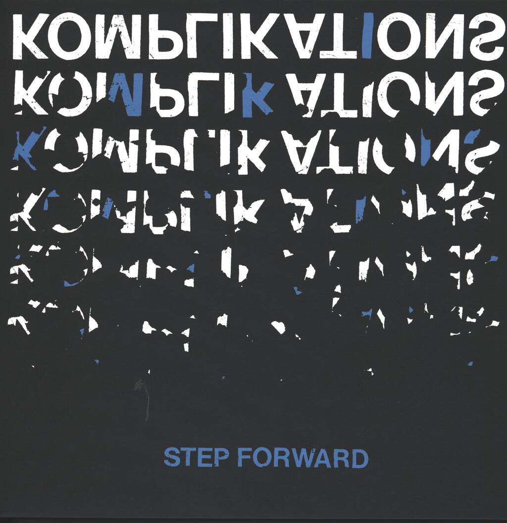 "Komplikations: Step Forward, 12"" Maxi Single (Vinyl)"