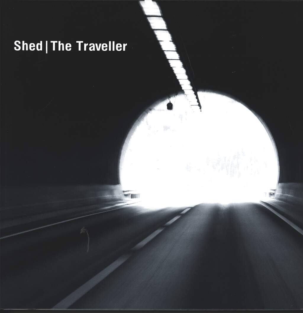 """Shed: The Traveller, 2×12"""" Maxi Single (Vinyl)"""