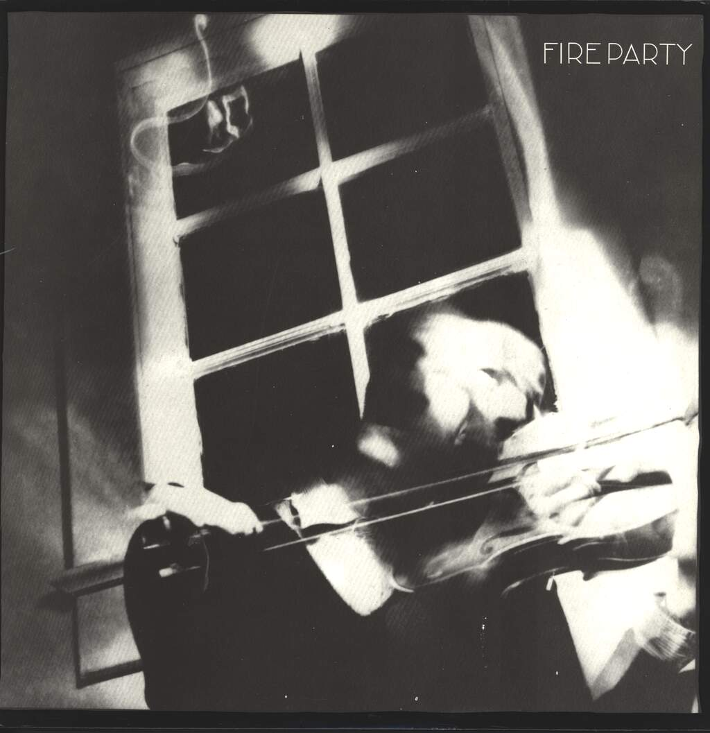 "Fire Party: Fire Party, 12"" Maxi Single (Vinyl)"
