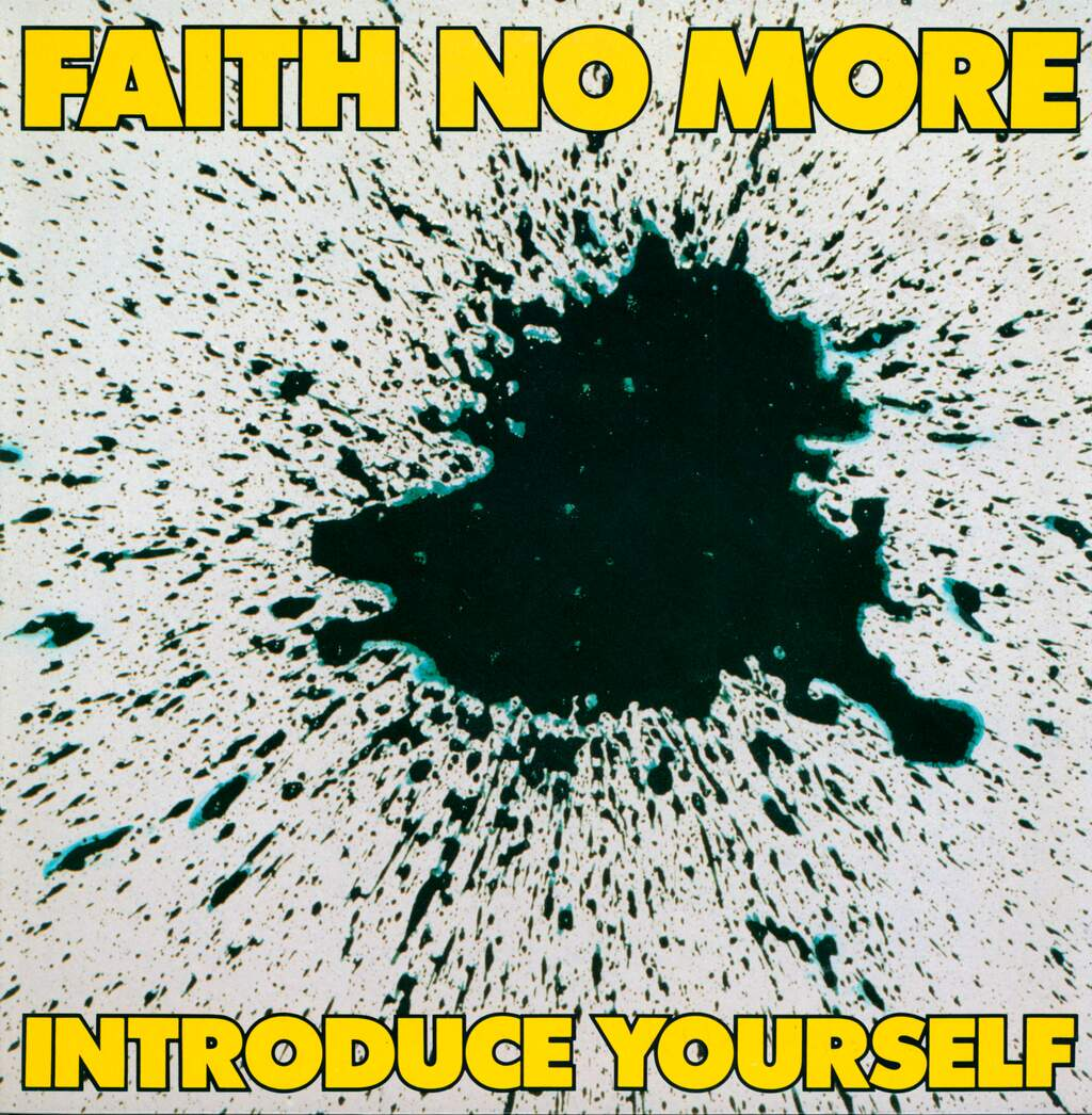 Faith No More: Introduce Yourself, LP (Vinyl)