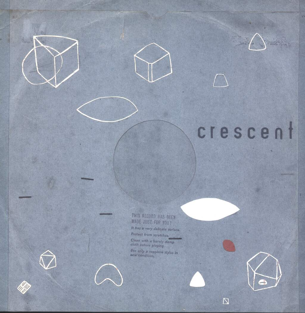 Crescent: Little Waves, LP (Vinyl)
