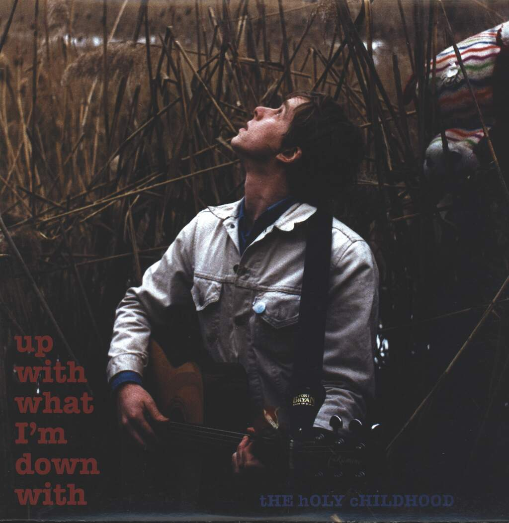 The Holy Childhood: Up With What I'm Down With, LP (Vinyl)