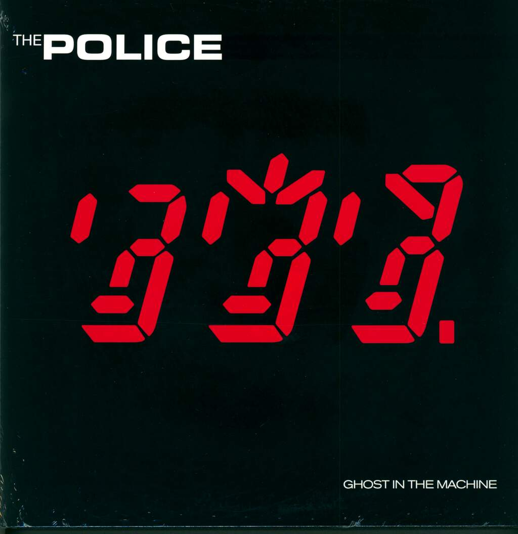 The Police: Ghost In The Machine, LP (Vinyl)