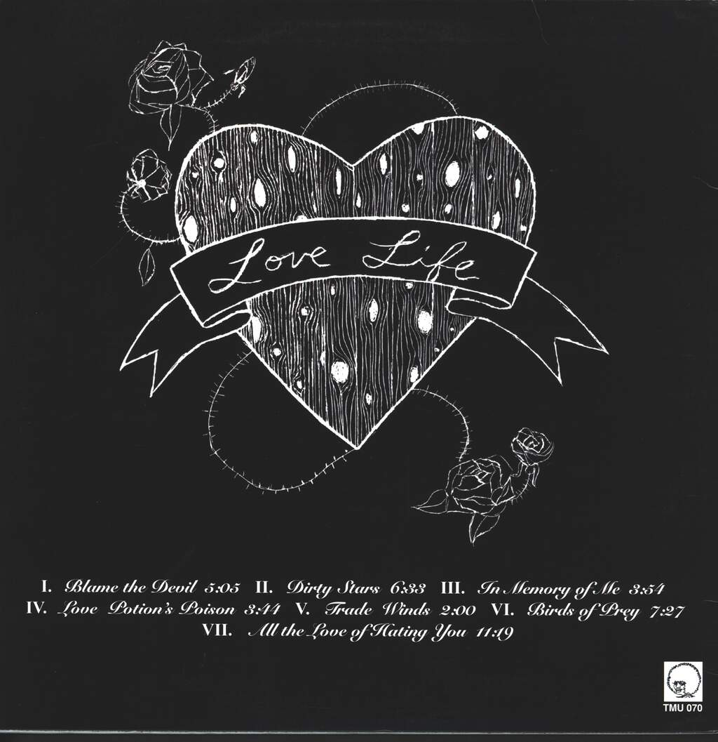 Love Life: The Rose He Lied By, LP (Vinyl)