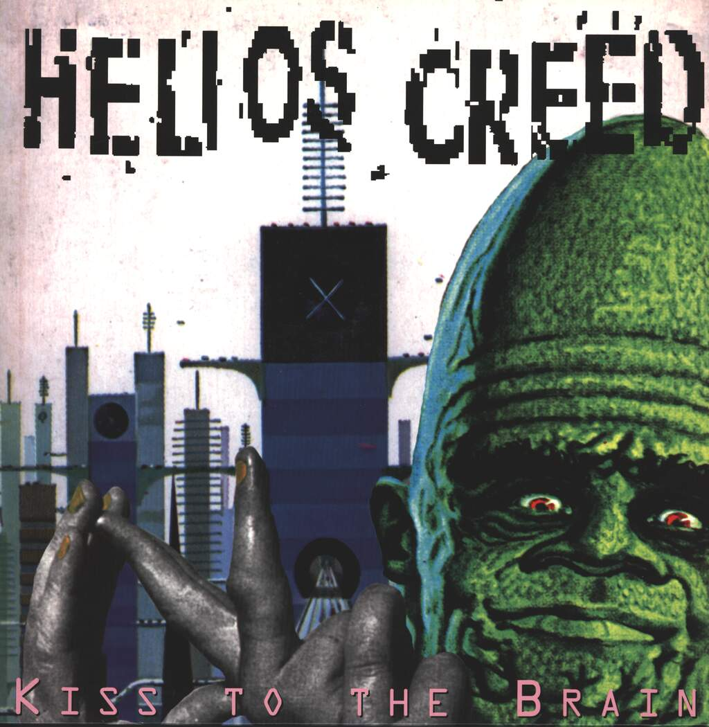 Helios Creed: Kiss To The Brain, LP (Vinyl)