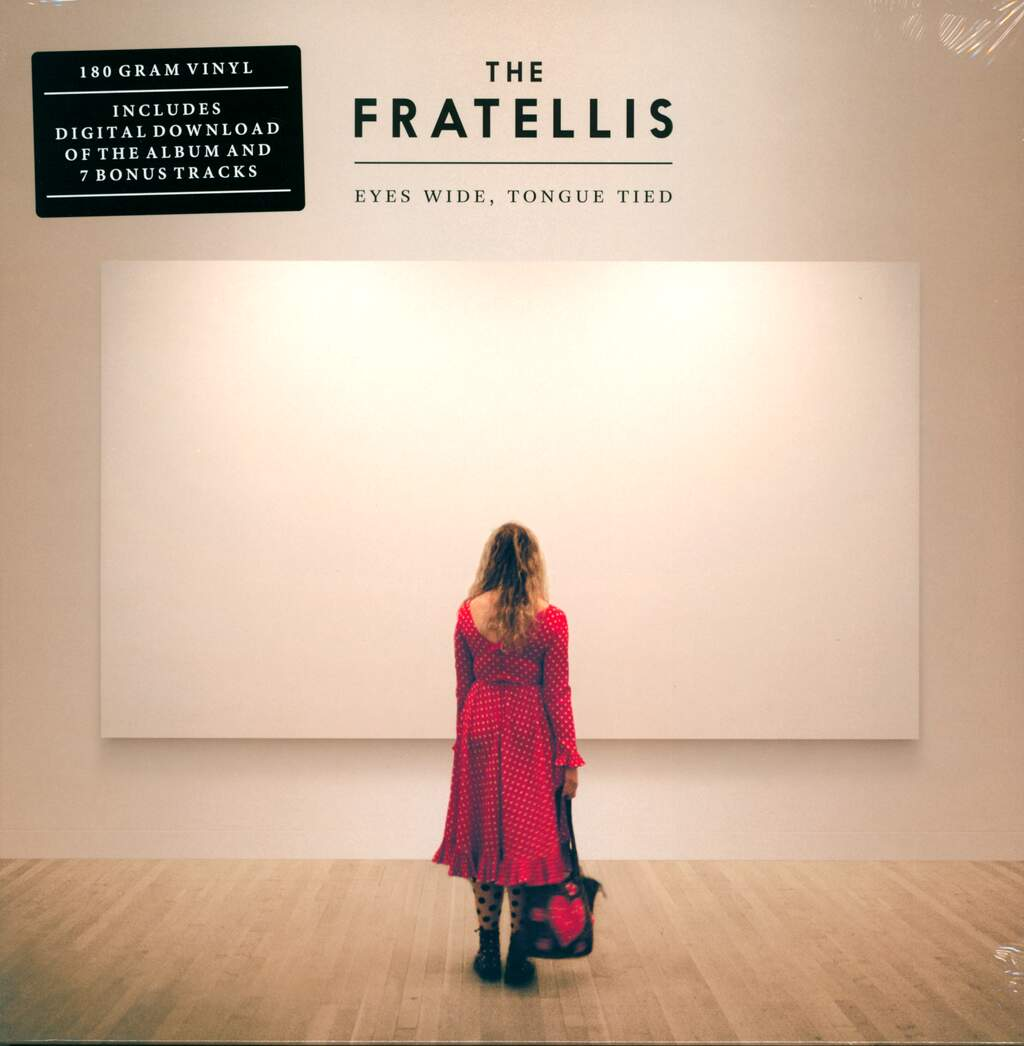 The Fratellis: Eyes Wide, Tongue Tied, LP (Vinyl)