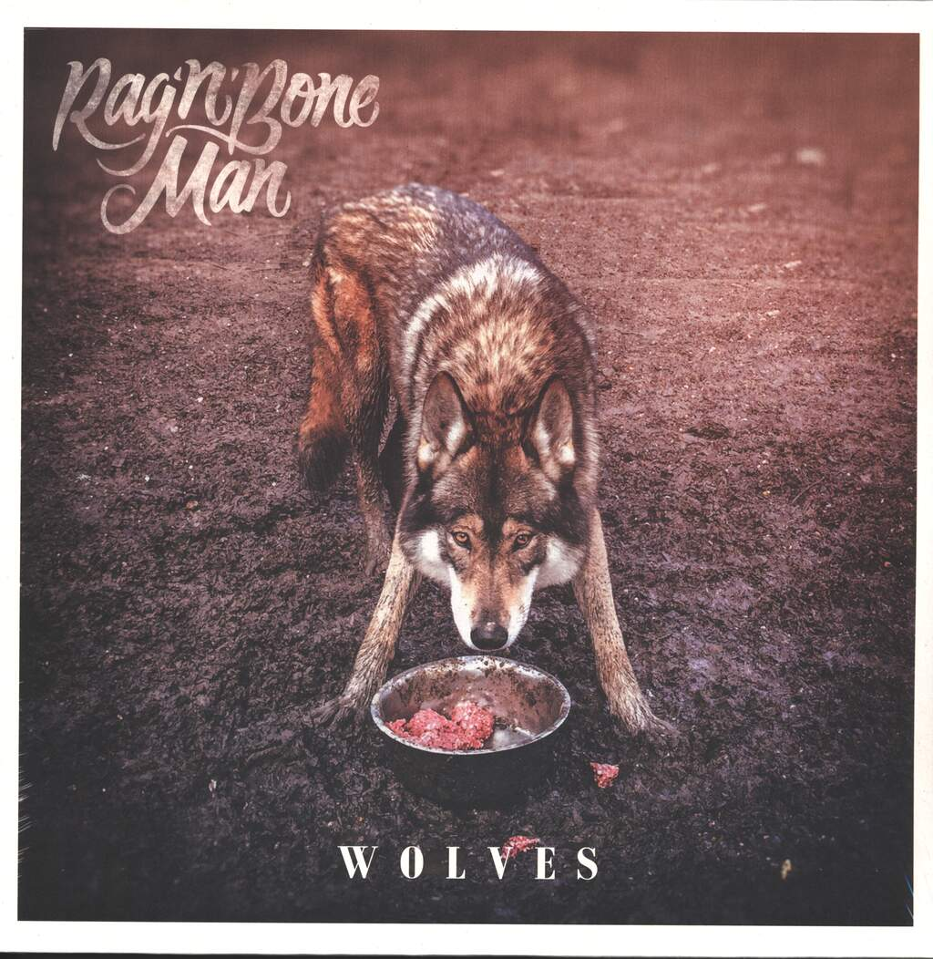 Rag'n'Bone Man: Wolves, LP (Vinyl)