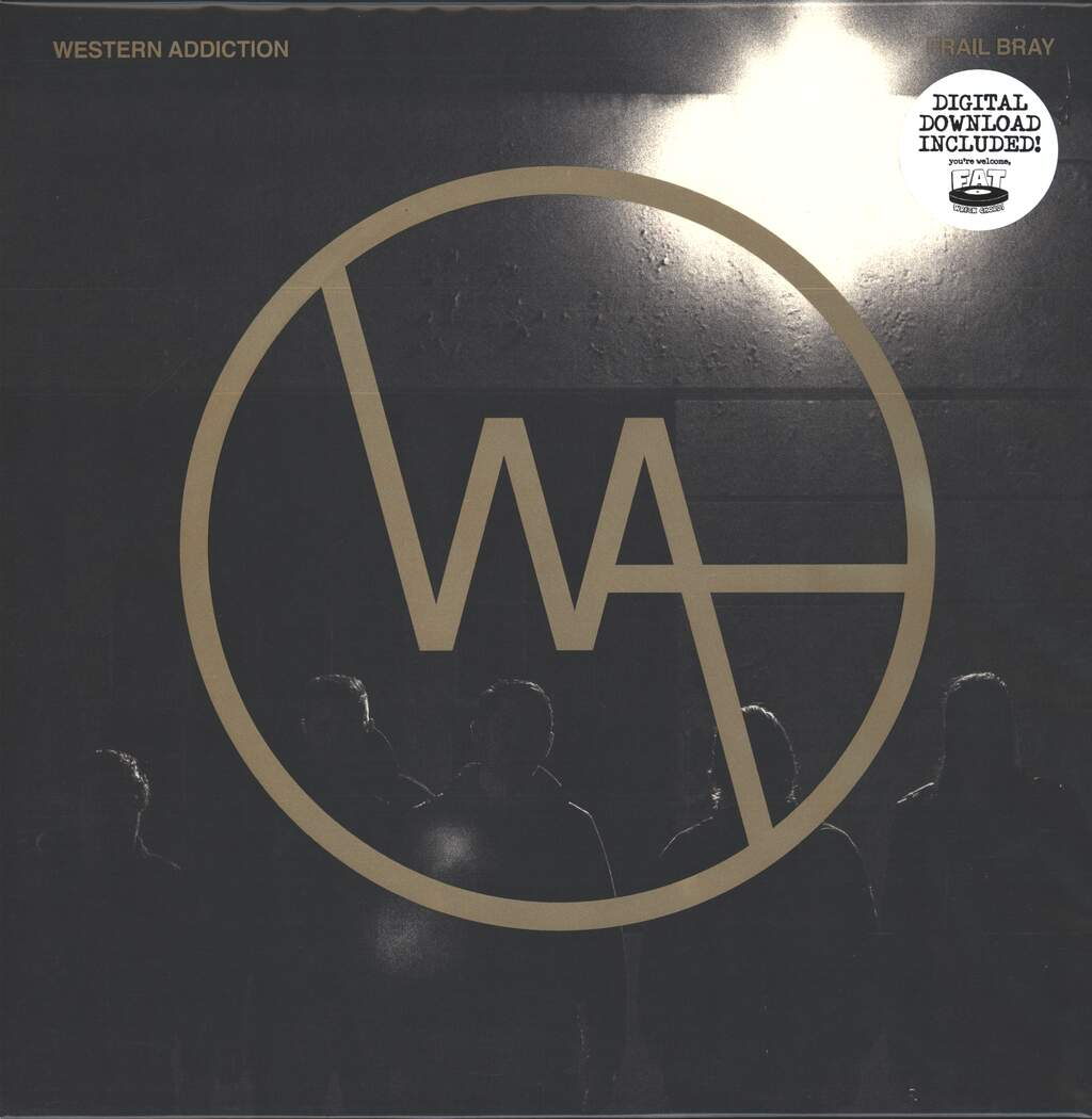 Western Addiction: Frail Bray, LP (Vinyl)
