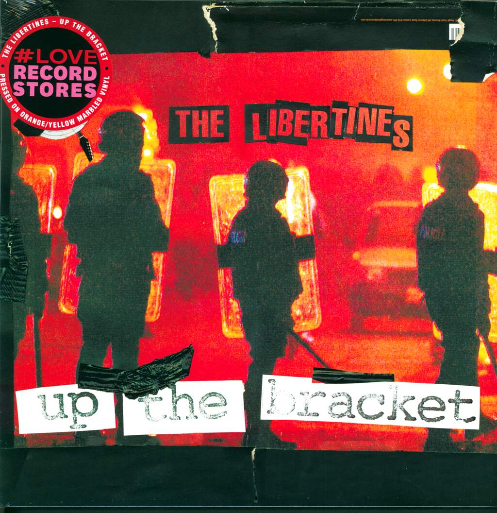The Libertines: Up The Bracket, LP (Vinyl)