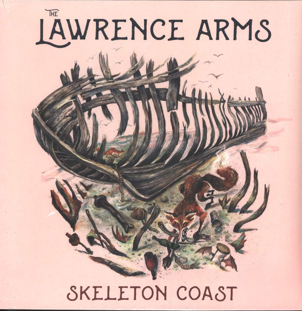 The Lawrence Arms: Skeleton Coast, LP (Vinyl)