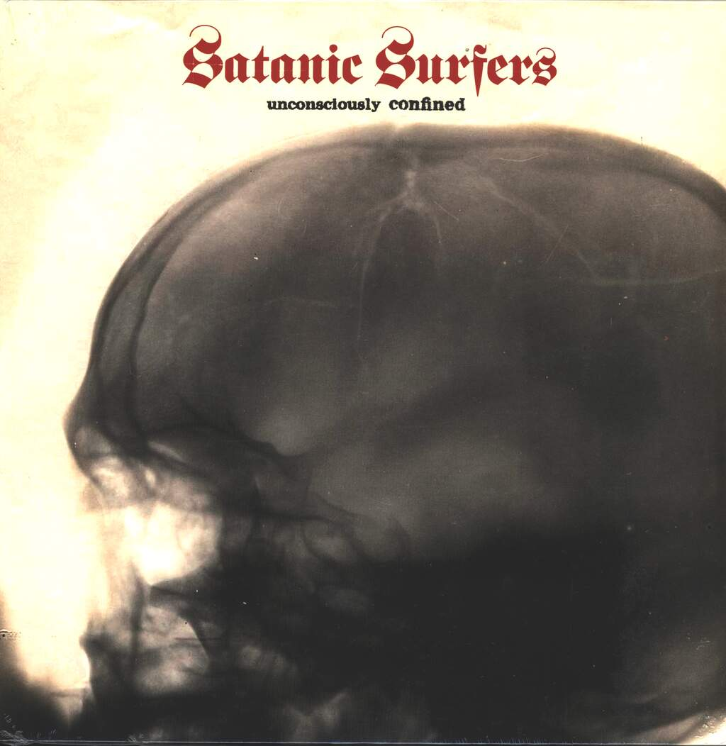 Satanic Surfers: Unconsciously Confined, LP (Vinyl)