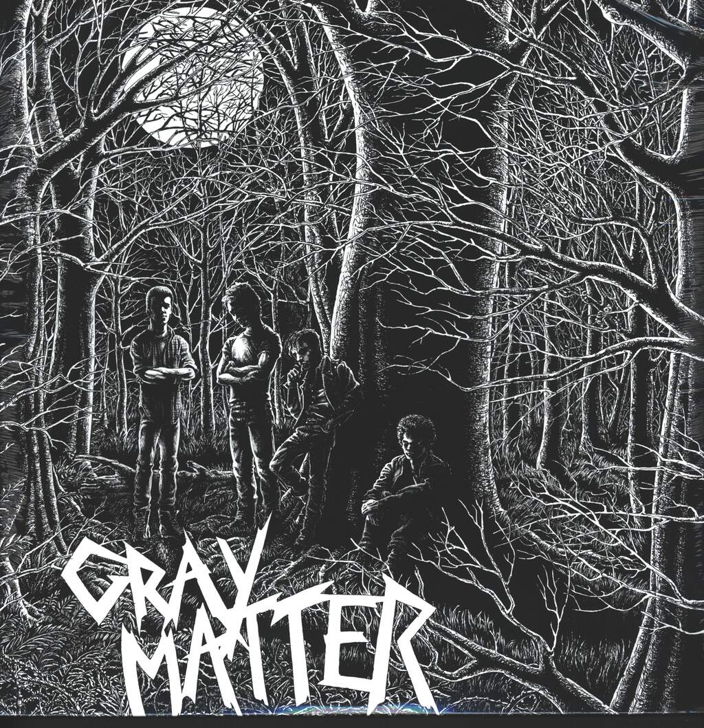 Gray Matter: Food For Thought, LP (Vinyl)
